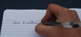 lettera al direttore