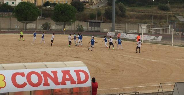 Frigintini vs Sporting Eubea azione gioco 2