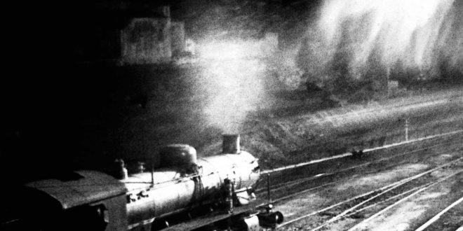 1- c'era una volta a Modica il deposito locomotive